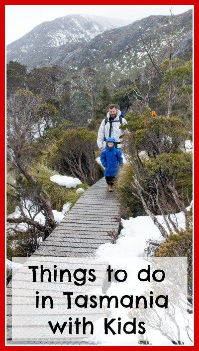 Need some family travel inspiration? Click the image above for things to do in Tasmania with kids!