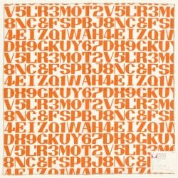 Textile sample: Alphabet. Designed by Alexander Hayden Girard, manufactured by Herman Miller Inc. United States, 1960. Gift of Alexander H. Girard, 1969-165-164 - See more at: http://www.cooperhewitt.org/object-of-the-day/2013/09/12/alphabet#sthash.8fb6PQRq.dpuf