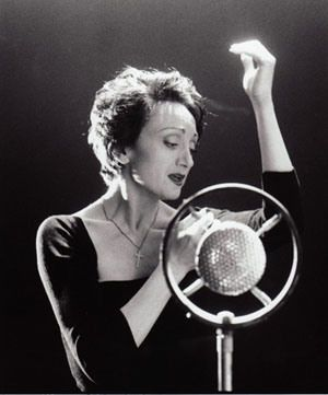 Edith Piaf ~ Famous French singer ~ 1915-1963
