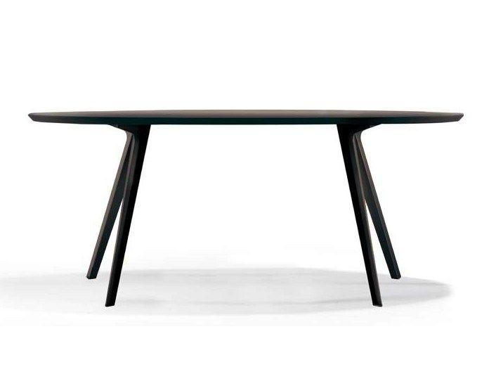 ber ideen zu ovale esstische auf pinterest leben. Black Bedroom Furniture Sets. Home Design Ideas