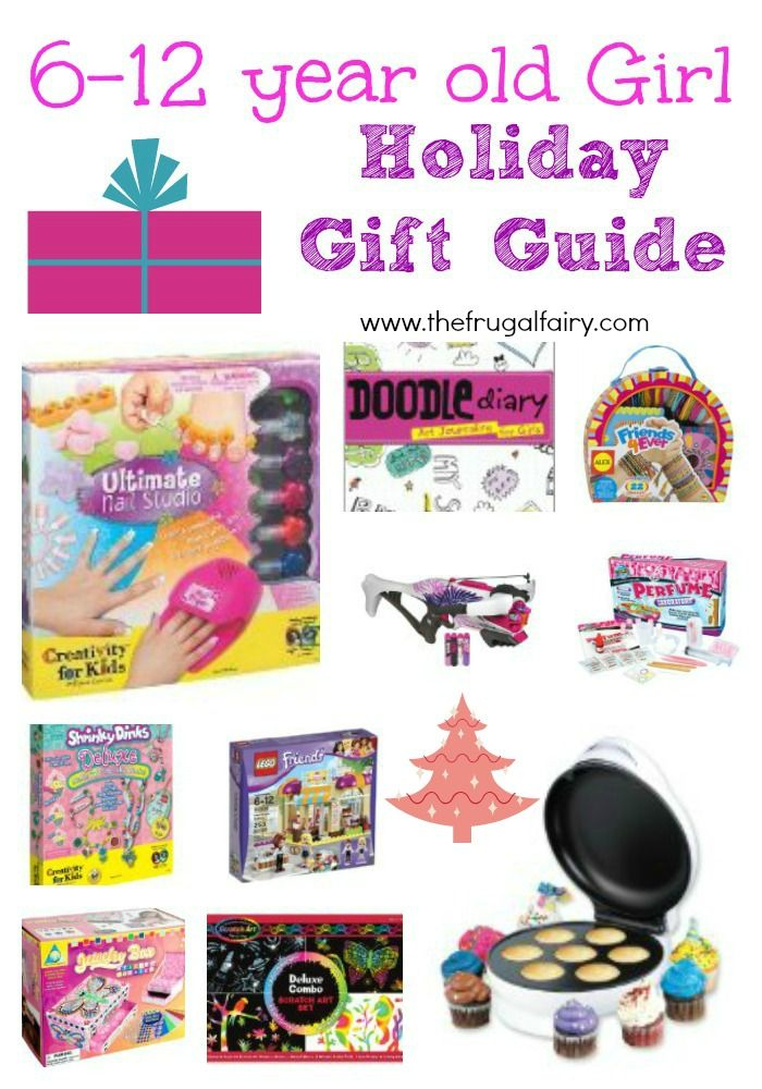 Christmas Gift Ideas For My 7 Year Old Daughter
