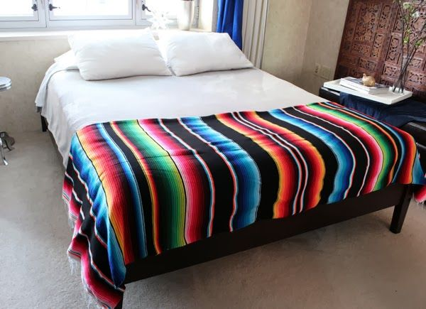 49 Best Mexican Sarape Images On Pinterest Mexican