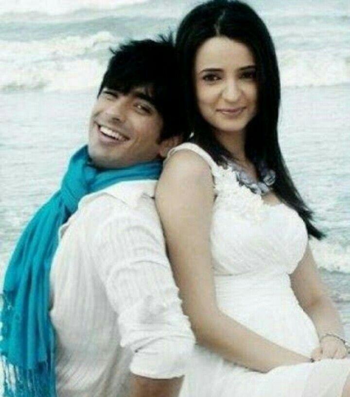 Mohit Sehgal & Sanaya Irani