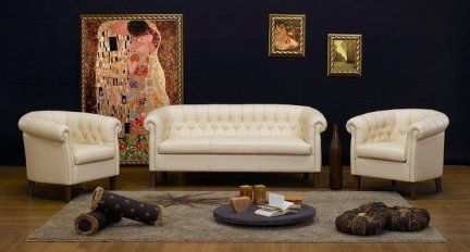 Salotto Chester - Divani e Poltrone - Annunci Gratuiti divani e poltrone nuovi e usati