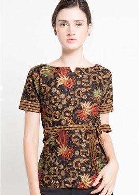 Desain Batik Terbaru