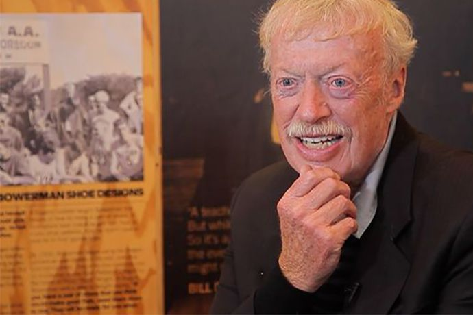 Phil Knight Talks Sonny Vaccaro, Under Armour, His Favorite Nike Commercial