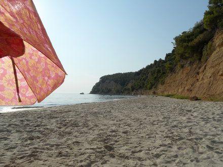 Foto Pláž/pobřeží/přístav - fotka turistického cíle Pláž Sani ,