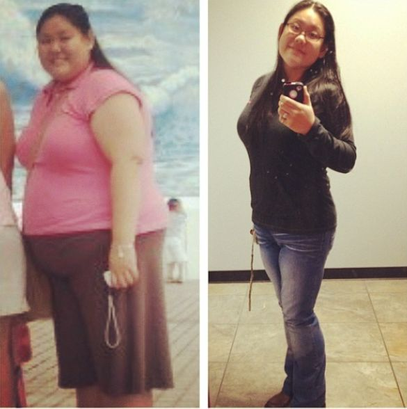 I Lost 140 Pounds & Found I Didn't Want To Be Skinny; I Wanted To Be Fit