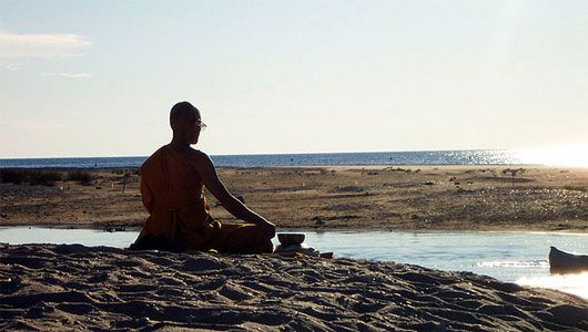 A new study from U.C.L.A. finds that meditation increases the connectivity between regions of the brain.