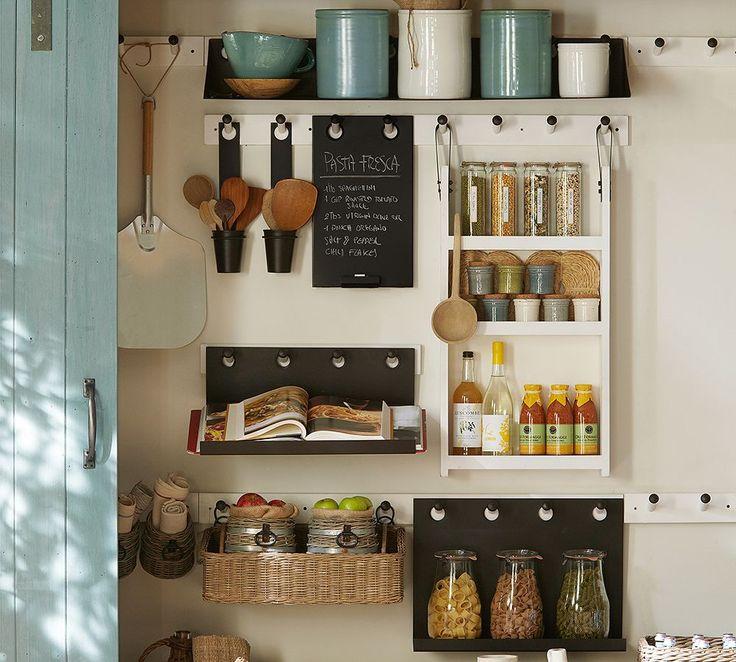 Más de 1000 ideas sobre cocina de pottery barn en pinterest ...