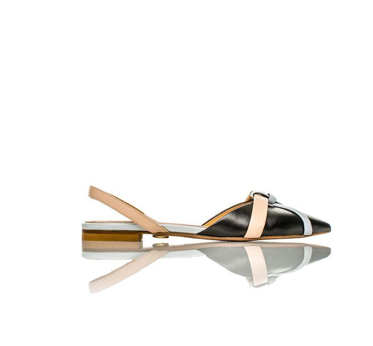 Baldowski S/S 17 #fashion #shoes #spring #summer #flats #perfect
