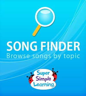 Song Finder - Super Simple Learning