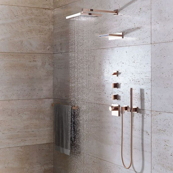 25 best ideas about overhead shower head on pinterest rain shower heads double shower and. Black Bedroom Furniture Sets. Home Design Ideas