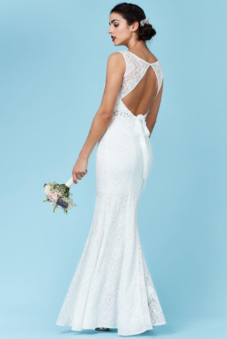 21 best Wedding Dresses images on Pinterest   Short wedding gowns ...