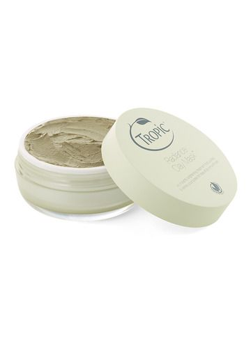 This innovative green clay mask contains active fruit acids and minerals that tighten and unplug clogged pores for super refined and exceptionally clean skin. With uplifting Tea Tree and Eucalyptus essentials it leaves you feeling ready for whatever life throws at you. For combination, oily & acne prone skin Learn more at https://www.tropicskincare.co.uk/shop/gina/products.html