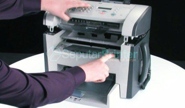 Gambar Ilustrasi Merawat Printer Laserjet