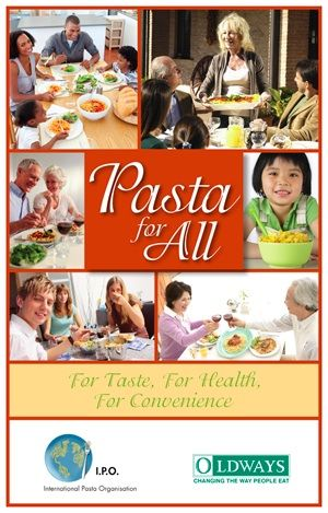 IPO brochure pasta for ALL