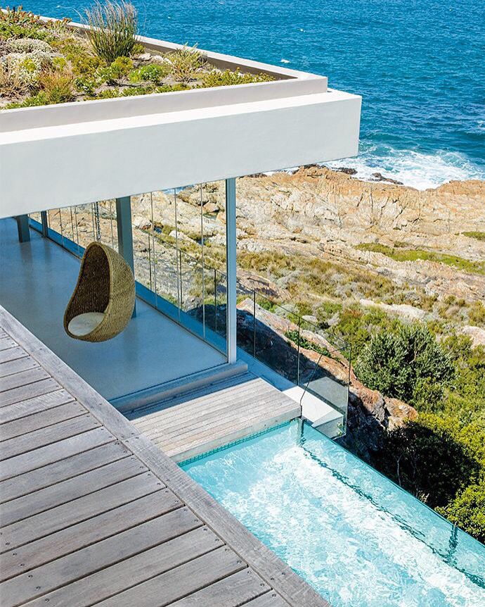 Beach house in South Africa