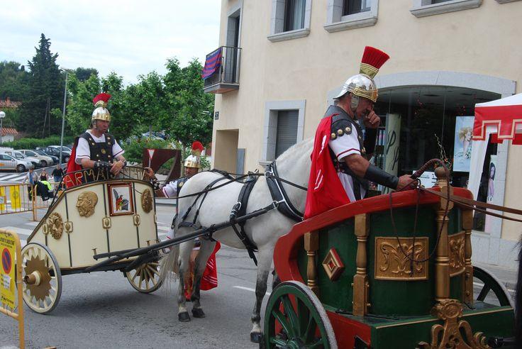 Cabrera: fiesta romana (2011)