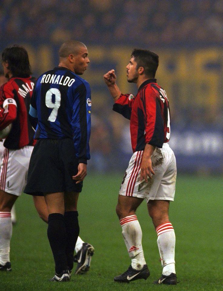 Ronaldo vs. Gattuso