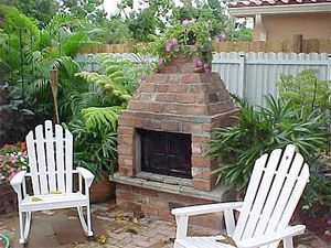 Custom outdoor fireplaces for your backyard great room http://www.mantelsdirect.com/mantel-blog/Custom-Outdoor-Fireplaces-for-your-Outdoor-Room #spring #entertaining