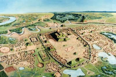 Cahokia's emergence and decline linked to Mississippi River flooding