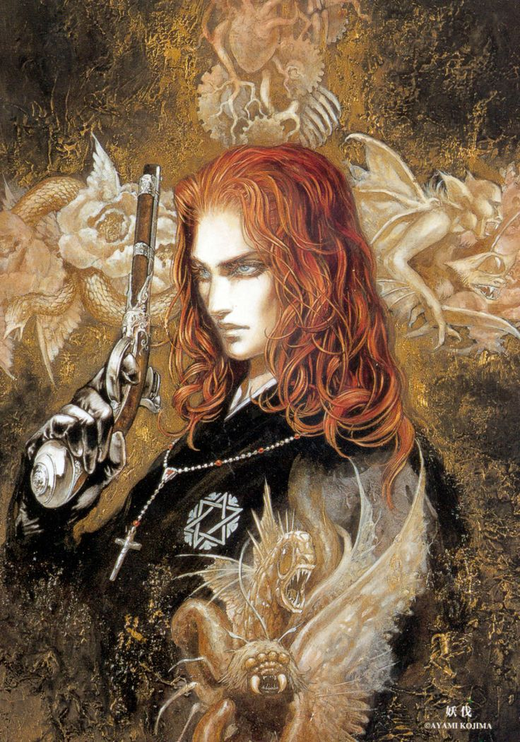 Pin by No on Misc. fave art Art, Vampire art, Gothic art