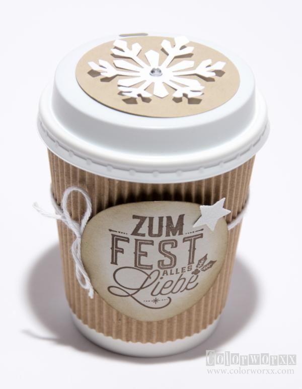 Meine Kaffeebecher to go Geschenkset