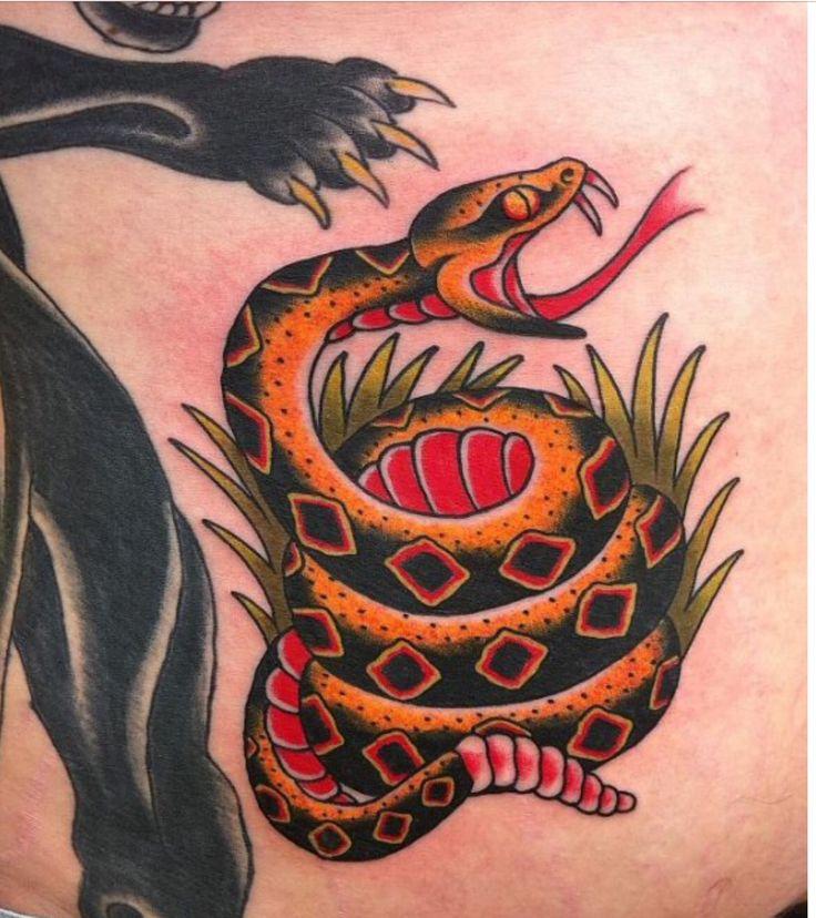 Forasteiro Tattoo Tattoo Serpente: 1000+ Ideas About Rattlesnake Tattoo On Pinterest