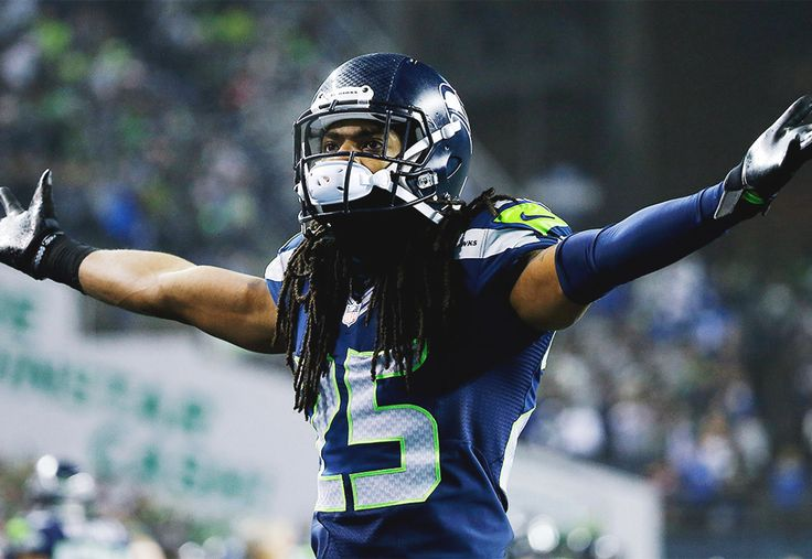 Seattle Seahawks' Richard Sherman Proving He's The Best Cornerback In Football | Richard Sherman | Seattle Seahawks