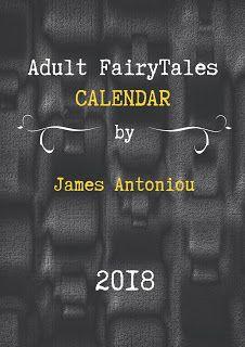 """James Antoniou Official: Get the """"2018 James Antoniou Calendar"""" for FREE!"""