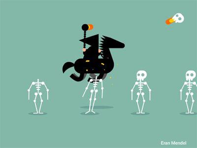 귀여운 왕좌의 게임 GIF 애니메이션.gif