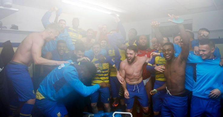 Solihull Moors enter uncharted territory with FA Cup third round spot up for grabs... and it all started with a car park #solihull #moors…