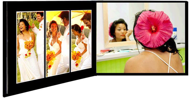 wedding albums, simple design