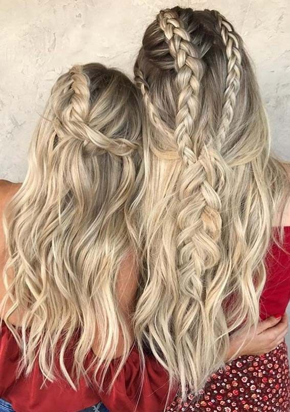 Most Favorite Braid Styles For Long Hair In Year 2019 Stylesmod Braids For Long Hair Cool Braid Hairstyles Braided Hairstyles