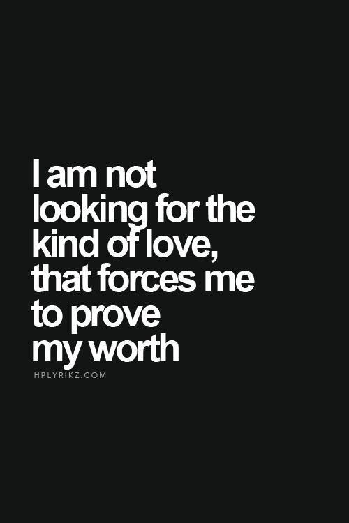 I will not force it, and you won't have to either. Love notices the smallest of details.