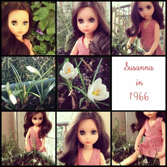 Furga doll : Susanna