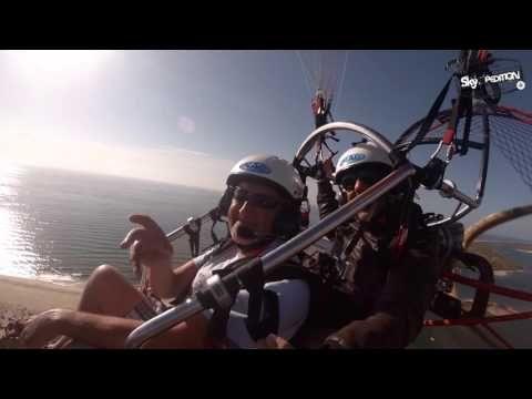 #SkyXpediton #RiaFormosa #Paratrike  Michael Shimka flight