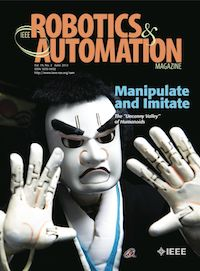 More than 40 years ago, Masahiro Mori, then a robotics professor at the Tokyo Institute of Technology, wrote an essay on how he envisioned people's reactions to robots that looked and acted almost human. In particular, he hypothesized that a person's response to a humanlike robot would abruptly shift from empathy to revulsion as it approached, but failed to attain, a lifelike appearance. This descent into eeriness is known as the uncanny valley.