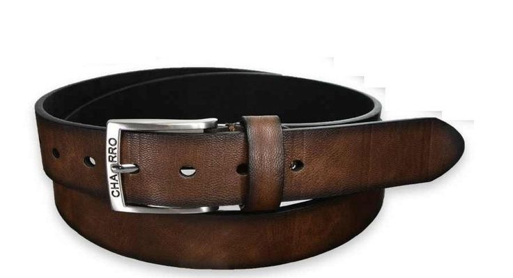 Cintura uomo Charro Dark Brown Marrone C2066-68U35 110 cm