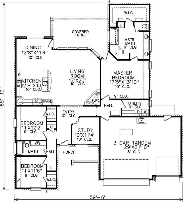 Floor plan 6157-29