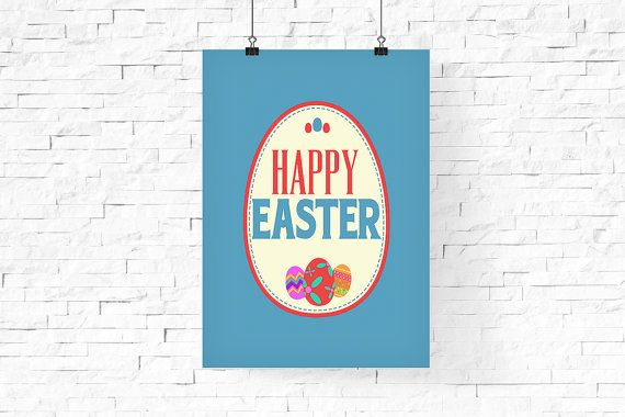 Hey, I found this really awesome Etsy listing at https://www.etsy.com/listing/269198953/easter-printable-happy-easter-easter