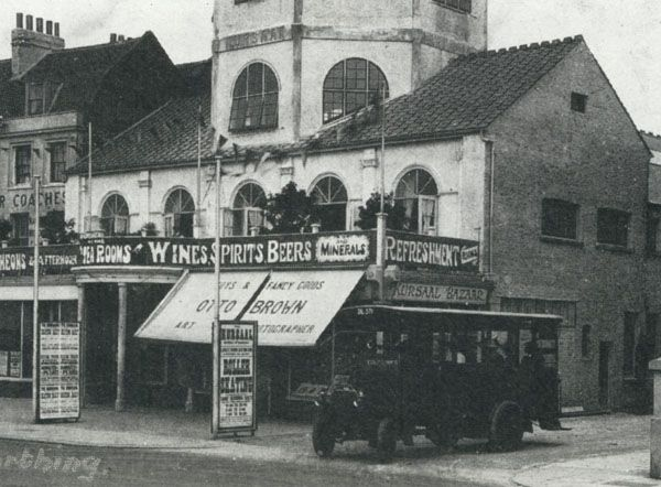 The Dome Worthing c1914