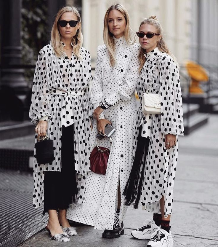 "1,041 Likes, 16 Comments - My Fashion Kingdom (@myfashionkingdom) on Instagram: ""Polka dot heaven #fashion #inspiration #ootd #style #outfit #look #essentials #dailyinspo…"""