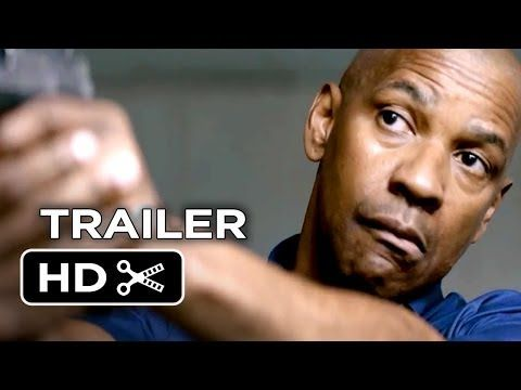 The Equalizer Official Trailer #1 (2014) - Denzel Washington Movie HD: Playing in september