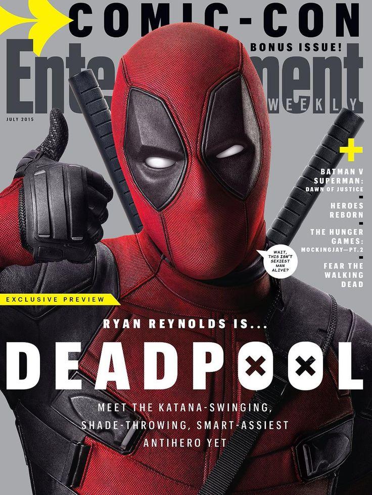 Deadpool affronte... un ours en peluche - News films Vu sur le web - AlloCiné