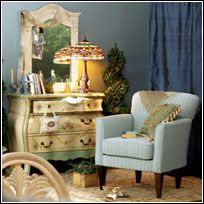 Eclectic Decorating Ideas | Decorating Style Quiz   Country Decorating    Contemporary Decorating .