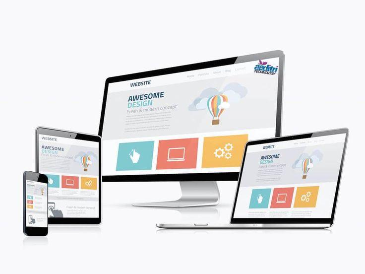 #AaditriTechnology: Easy Solutions for Professional #websitedesign.  http://goo.gl/4MvOHz