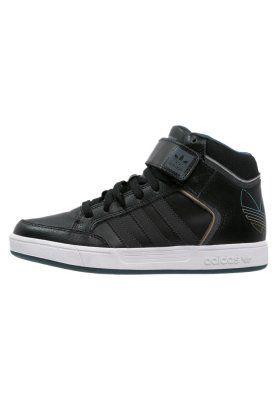 VARIAL MID - Skateschoenen - core black/solid grey/midnight