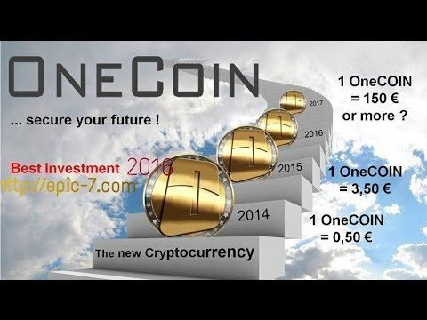 OneCoin - The fastest growing CryptoCurrency in 2016 neCoin is here: htt..   You can proceed to the trend! If you missed Bitcoin, you can use the power of OneCoin cryptovaluta! Sign up for free and to be part of the global expansion of business OneCoin! https://www.onecoin.eu/signup/SUNSHINE72